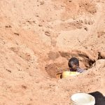 The Water Project: Tulimani Community A -  Deep Scoop Hole