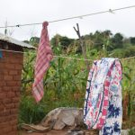 The Water Project: Kathungutu Community A -  Clothesline