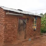 The Water Project: Kathungutu Community A -  Kitchen Building