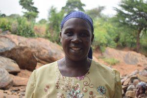 The Water Project:  Salina Mwende