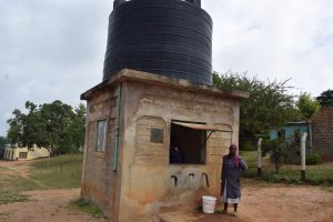 The Water Project:  Water Kiosk