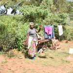The Water Project: Kala Community C -  Clothesline