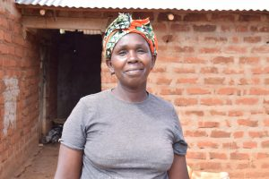 The Water Project:  Felister Kyalo