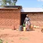 The Water Project: Kala Community C -  Storing Water