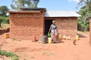 The Water Project:  Storing Water