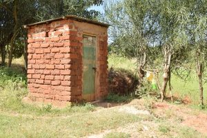 The Water Project:  Bathroom