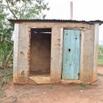 The Water Project: Mbiuni Community A -  Latrine
