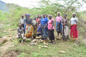 The Water Project:  Self Help Group Members