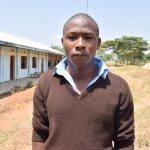 The Water Project: Kyamatula Secondary School -  Eric Mwenda