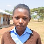 The Water Project: Kyamatula Secondary School -  Judith Syombua