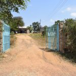 The Water Project: Kyamatula Secondary School -  School Front Gate