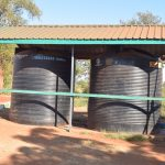 The Water Project: Kituluni Primary School -  Rainwater Tanks