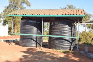 The Water Project:  Rainwater Tanks
