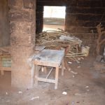 The Water Project: Kituluni Primary School -  Wood Stored In The Kitchen For Cooking