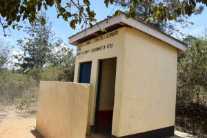 The Water Project:  Additional Latrines