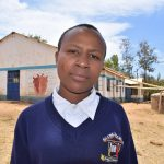 The Water Project: AIC Kyome Girls' Secondary School -  Agnes Muthangye