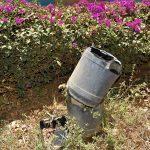 The Water Project: AIC Kyome Girls' Secondary School -  Broken Handwashing Station