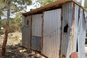 The Water Project:  Decomissioned Latrines
