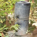 The Water Project: AIC Kyome Girls' Secondary School -  Handwashing Station
