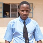 The Water Project: Kalulini Boys' Secondary School -  Alex John