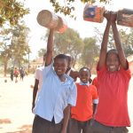 The Water Project: Kalulini Boys' Secondary School -  All Smiles