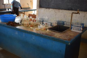 The Water Project:  Lab Materials