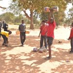 The Water Project: Kalulini Boys' Secondary School -  Lifting Weights