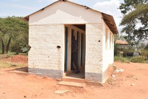 The Water Project:  Student Latrines