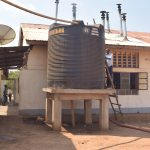 The Water Project: Kalulini Boys' Secondary School -  Water Tank For Kitchen