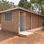 The Water Project: Kalulini Boys' Secondary School -  Womens Staff Bathroom
