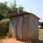 The Water Project: Kikuswi Secondary School -  Staff Latrines