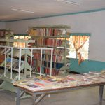 The Water Project: AIC Kyome Boys' Secondary School -  Books In School Library
