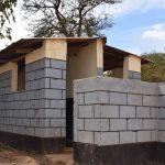 The Water Project: AIC Kyome Boys' Secondary School -  Boys Second Latrine Block