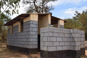 The Water Project:  Boys Second Latrine Block