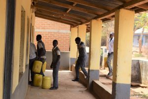 The Water Project:  Bringing Water Into The Dorm