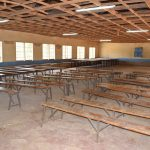 The Water Project: AIC Kyome Boys' Secondary School -  Dining Room
