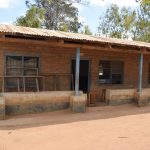 The Water Project: AIC Kyome Boys' Secondary School -  School Building