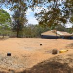 The Water Project: AIC Kyome Boys' Secondary School -  School Playground And Basketball Hoop