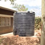 The Water Project: AIC Kyome Boys' Secondary School -  Water Storage Tank