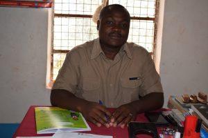The Water Project:  Dennis Kioko
