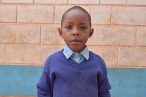The Water Project:  Emmanuel Musau