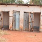 The Water Project: Kamulalani Primary School -  Girls Latrines