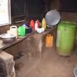 The Water Project: Kamulalani Primary School -  Inside Kitchen