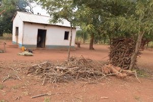 The Water Project:  Kitchen And Firewood