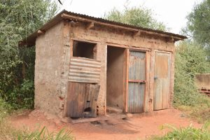 The Water Project:  Old Boys Latrines