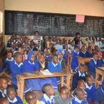 The Water Project: Kamulalani Primary School -  Students In Classroom