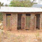 The Water Project: Matiliku Primary School -  Boys Latrines