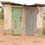 The Water Project: Matiliku Primary School -  Girls Latrines
