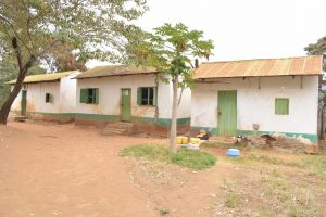 The Water Project:  Outside Board Student Dorms