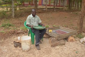 The Water Project:  Sorting Beans For Cooking